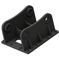Переходные плиты для гидромолота для экскаваторов-погрузчиков