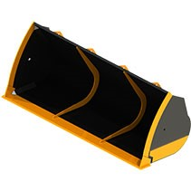 Ковши увеличенной емкости для фронтальных погрузчиков