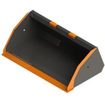Ковши увеличенной емкости для мини-погрузчиков