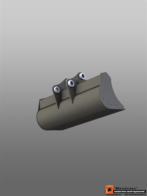 Ковш планировочный для Hitachi ZX200 1800 мм (0,6 куб. метра) - фото 11315