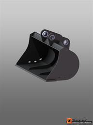 Ковш планировочный для Kubota KX36/KX41/KX61/KX71 (800 мм)