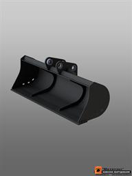 Ковш планировочный для Kubota KX36/KX41/KX61/KX71 (1000 мм)