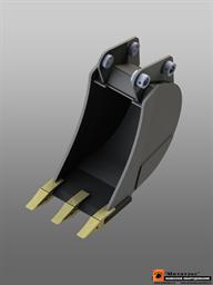 Ковш универсальный для Komatsu PC30-PC38 (300 мм)