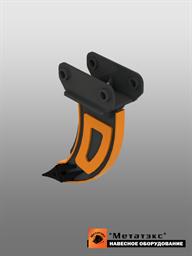 Клык-рыхлитель для экскаватора-погрузчика (800 мм)