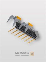 Захват вилочный для Bobcat S510 1600 мм