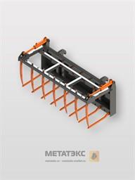 Захват для сена для Bobcat S510 1600 мм