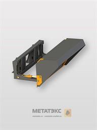 Ковш высокой выгрузки увеличенный для Bobcat S510 1900 мм