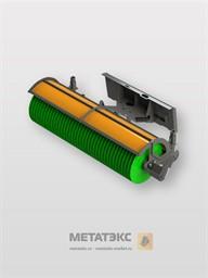 Щетка с механическим поворотом для Bobcat S70 1300 мм