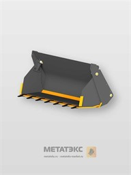 Челюстной ковш для XCMG LW300 1.6 куб. метра