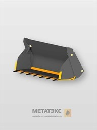 Челюстной ковш для SEM 638/639 1.6 куб. метра
