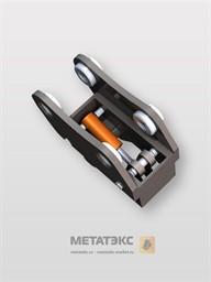 Гидравлическое быстросъемное устройство для JCB 3CX