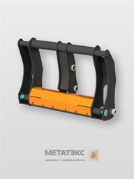 Фронтальное гидравлическое быстросъемное устройство для JCB 3CX