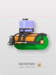 Щетка дорожная с гидравлическим поворотом для JCB 3CX