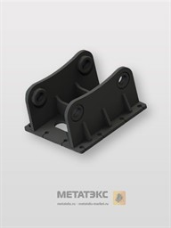 Переходная плита для гидромолотов для JCB 4CX