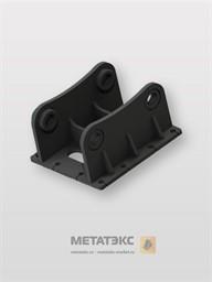 Переходная плита для гидромолотов для Case 590