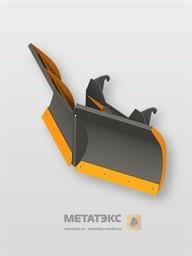 V-образный отвал для Hitachi FB100