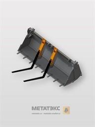 Перекидные вилы для Hitachi FB100
