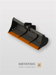 Ковш планировочный для JCB 4CX 1000 мм (0,16 куб. метра)