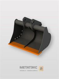 Ковш планировочный для Komatsu WB93 1200 мм (0,2 куб. метра)