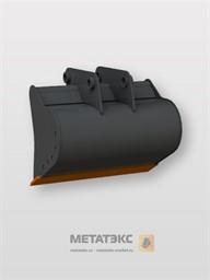 Ковш планировочный для Komatsu WB93 1500 мм (0,25 куб. метра)