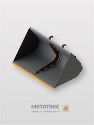Зерновой ковш Premium для Bobcat TL 26.60 (ширина 2200 мм, объем 1,6 куб. метра)
