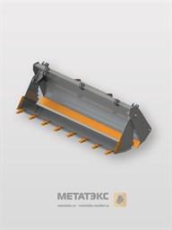 Челюстной ковш для Manitou MT-X 420/ MT 625 (объем 1,0 куб. метр)