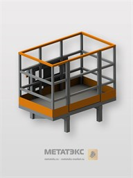Грузовая платформа для Manitou MT-X 420/ MT 625