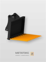 Вилы для сена для Manitou MT-X 420/ MT 625 (ширина 2000 мм)