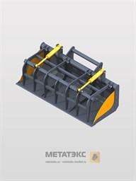 Захват ковшевой для Dieci AgriStar 37.7 (ширина 2400 мм)
