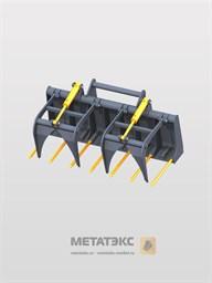Захват вилочный для Manitou MT-X 420/ MT 625 (ширина 1800 мм)