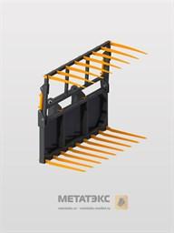 Захват для сена для Manitou MT-X 420/ MT 625 (ширина 2100 мм)