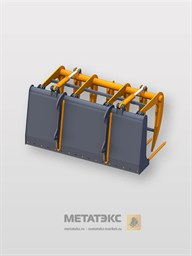 Вилочный захват для XCMG LW300 (г/п 2500 кг)