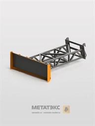 Отвал-буртовщик для XCMG LW300 (2500 мм)