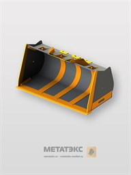 Угольный ковш для SEM 636 (3,0 куб. метра)