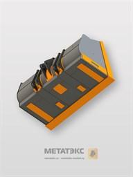 Угольный ковш для SDLG LG952/LG953/LG956 (5,0 куб. метра)