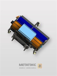 Щетка с передним бункером для SDLG LG952/LG953/LG956 (1800 мм)