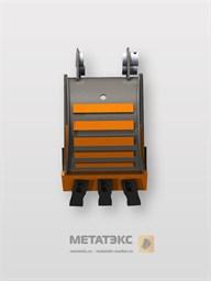 Универсальный ковш для Hitachi ZX15 (600 мм)