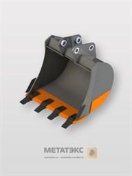 Универсальный ковш для Hitachi ZX25/ZX27/ZX30 (300 мм)