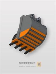 Универсальный ковш для Hitachi ZX25/ZX27/ZX30 (400 мм)