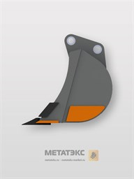 Универсальный ковш для Hitachi ZX25/ZX27/ZX30 (500 мм)