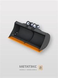 Планировочный ковш для Hitachi ZX15 (800 мм)
