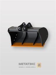 Планировочный ковш для Hitachi ZX25/ZX27/ZX30 (1200 мм)