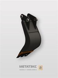 Серповидный траншейный ковш для Hitachi ZX15 (300 мм)