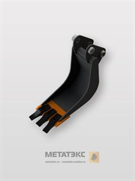 Серповидный траншейный ковш для Hitachi ZX40/ZX45/ZX50 (300 мм)
