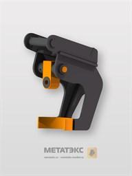 Переходная плита для гидромолотов для Hitachi ZX18