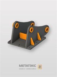 Переходная плита для гидровращателей для Bobcat 320/E14/E16/E19