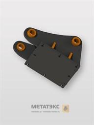 Переходная плита для гидровращателей для Hitachi ZX25/ZX27/ZX30